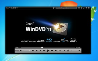 Corel WinDVD Pro free download